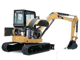 卡特彼勒 305CCR 挖掘机