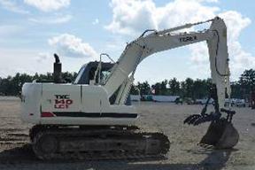 特雷克斯TXC140LC-1挖掘机