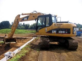卡特彼勒320DRR挖掘机