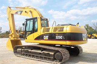 卡特彼勒325CL挖掘机