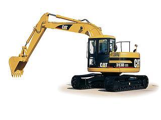 卡特彼勒313B液压挖掘机