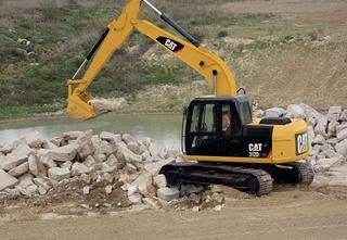 卡特彼勒312D2液压挖掘机