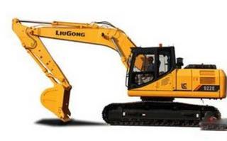 柳工 CLG922 挖掘機圖片