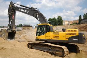 沃尔沃EC460CL挖掘机