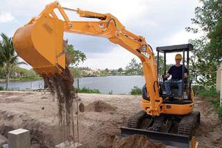 凯斯 CX36 挖掘机图片