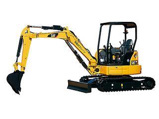 卡特彼勒 304ECR 挖掘机