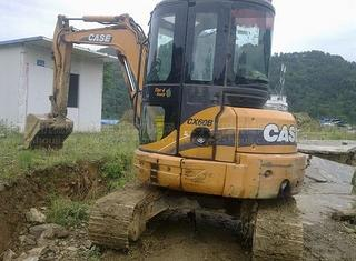 凯斯CX55C挖掘机