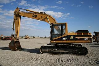 卡特彼勒325L液压挖掘机