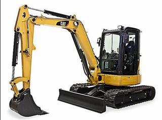 卡特彼勒305.5ECR液压挖掘机