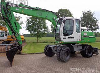 利勃海尔A316挖掘机