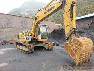 利勃海尔A924CPlusLitronic挖掘机