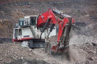 利勃海尔 R996B 挖掘机