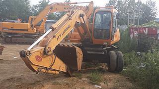 现代R200-5D挖掘机