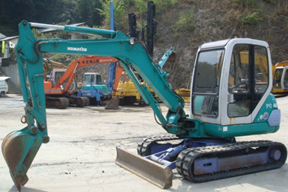 小松PC40-7E挖掘机