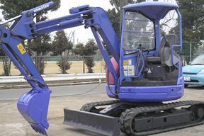 小松PC30UU-3挖掘机