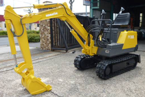 小松PC03-1挖掘机