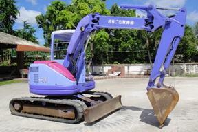 小松PC50UU-2挖掘机