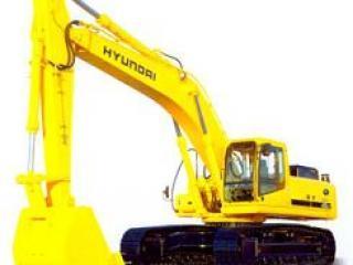 现代R455LC-9T挖掘机