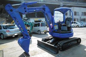 小松PC38UU-3挖掘机