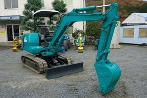 小松PC25-1挖掘机
