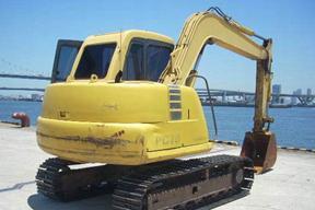 小松PC70-7C挖掘机