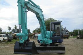 小松PC70FR-1挖掘机
