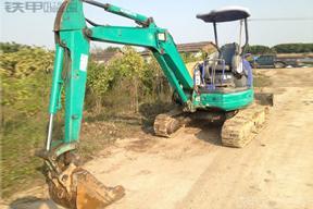 小松PC35R-6挖掘机