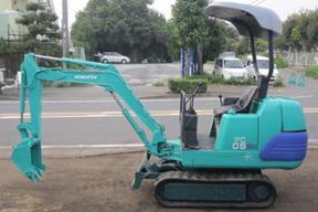小松PC05-7挖掘机