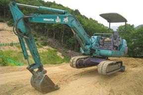 小松 PC30-7E 挖掘機圖片