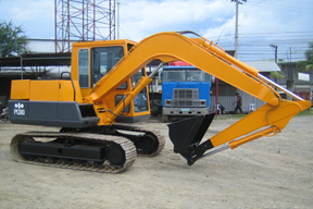 小松PC60-5挖掘机