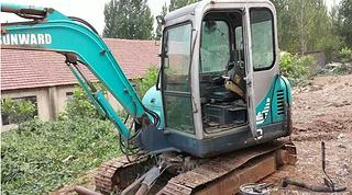 山河智能SWE50B挖掘机