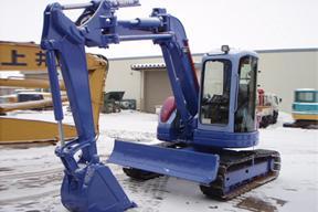 小松PC75UU-3挖掘机