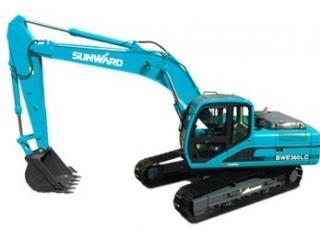 山河智能SWE360挖掘机