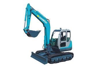 山河智能SWE70S挖掘机