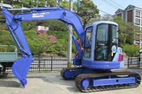小松PC75US-3挖掘机