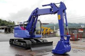 小松PC128UU-2挖掘机