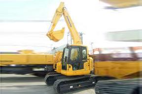小松PC128US挖掘机