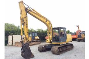 小松PC130-5挖掘机