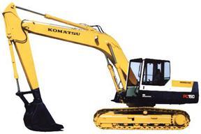 小松PC150挖掘机