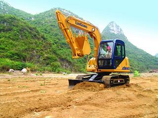 柳工CLG930挖掘机