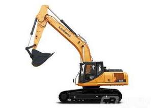 柳工 CLG225 挖掘機圖片