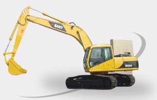 三一重工SY210C挖掘机
