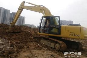 小松PC200-6ZE挖掘机