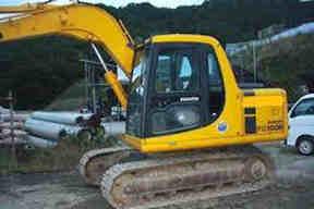 小松PC100-N6挖掘机