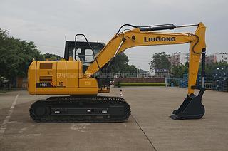 柳工CLG910挖掘机