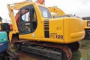 小松 PC120-6ZE 挖掘機圖片