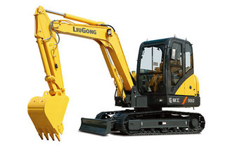 柳工CLG9045挖掘机