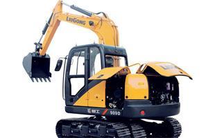 柳工CLG909挖掘机