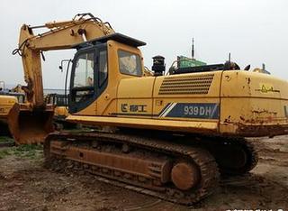 柳工CLG935C挖掘机