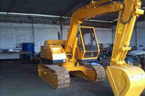 小松PC80挖掘机